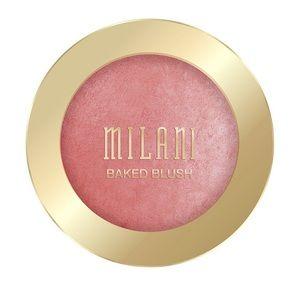 Milani Baked Powder Blush 01 Dolce Pink, NEW